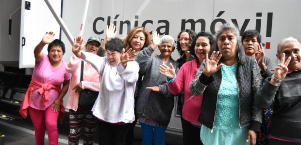 TİKA Reaches out to the Homeless in Mexico with Mobile Clinic - 3