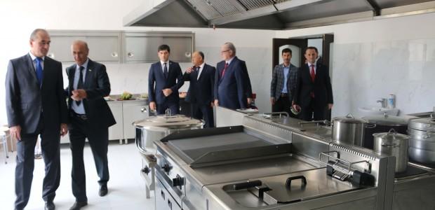تيكا التركية تدعم البنية التحتية التعليمية في طاجيكستان - 4