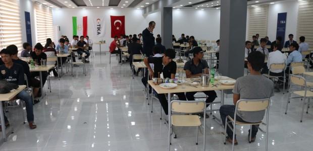 تيكا التركية تدعم البنية التحتية التعليمية في طاجيكستان - 1