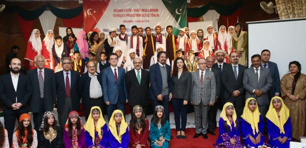 TİKA furnished two schools in Kashmir - 4