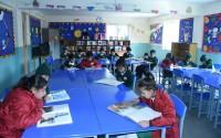 TİKA furnished two schools in Kashmir