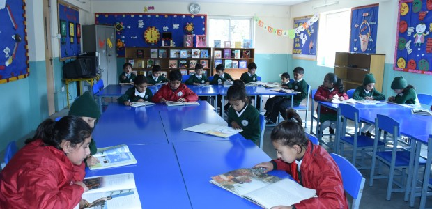 TİKA furnished two schools in Kashmir - 5