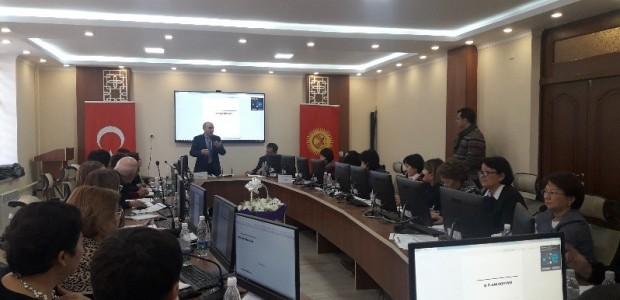 TİKA'dan Kırgız Kooperatifçiliğine Destek - 2