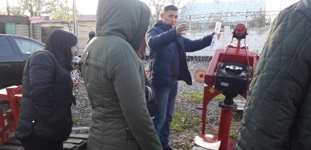 TİKA'dan Kırgız Kooperatifçiliğine Destek - 3