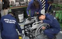 Kolombiya'da Engelliler Yararına Yürütülen AR-GE Projesine Destek