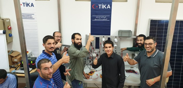 TİKA Provides Vocational Training to Libyan Experts - 3