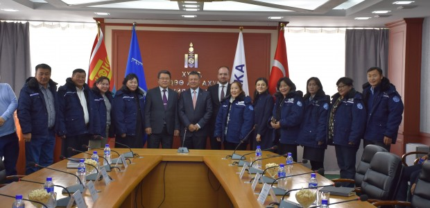 TİKA supports veterinarians in Mongolia - 1