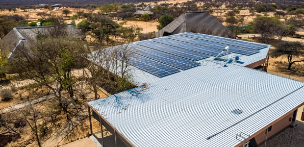 Modern Milk Production Facility in Namibia by TİKA - 5
