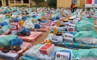 TİKA Extends Its Helping Hand to Flood Victims in Somali