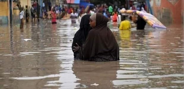 تيكا التركية تمد يد العون الى المتضررين من السيول في الصومال - 4