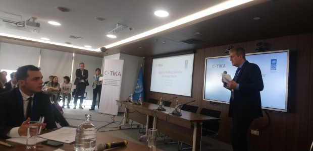 """Turkey shares its experience with emerging donors at TİKA - UNDP  Workshop: """"Future of Skills"""" - 2"""