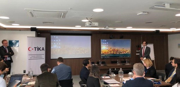 """Turkey shares its experience with emerging donors at TİKA - UNDP  Workshop: """"Future of Skills"""" - 1"""