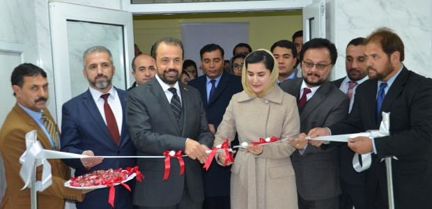 TİKA Renovated the Infrastructure of the Ministry of Foreign Affairs of Afghanistan - 3