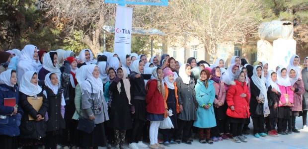 Afganistan'da Eğitime Destek Devam Ediyor - 4