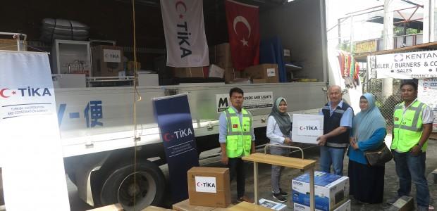 تيكا التركية تزود مدارس وعيادات لمسلمي الفلبين بأحدث التجهيزات - 1