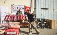 TİKA Supports People with Disabilities in Gaza