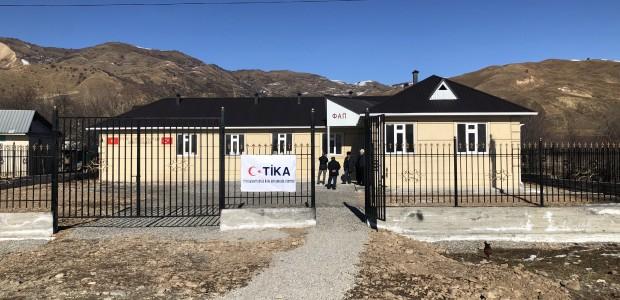 """""""تيكا"""" التركية تنشئ مركزا صحيا في قيرغيزيا - 3"""