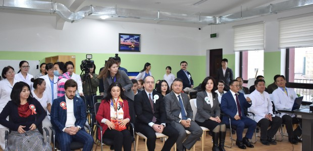 TİKA Built an Oncology Rehabilitation Center in Mongolia - 1