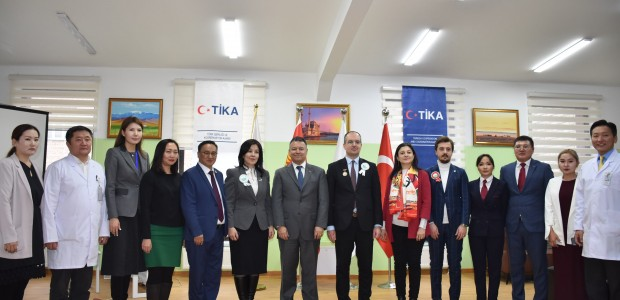 TİKA Built an Oncology Rehabilitation Center in Mongolia - 4