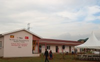 Ugandan Students Get Their New Classrooms with the Support of TİKA