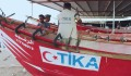 TİKA Provides Boats to Yemeni Fishermen - 3