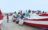 """""""تيكا"""" التركية تقدم 17 قاربا مجهزة لدعم الصيادين في اليمن"""