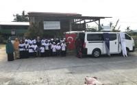 تيكا التركية تدعم دار الايتام في الفلبين