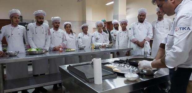 TİKA Supports Pakistan's Oldest Culinary School - 6
