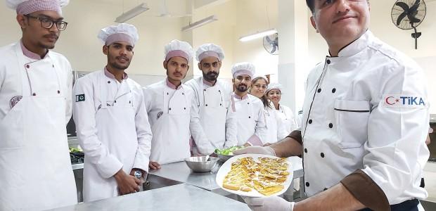 TİKA Supports Pakistan's Oldest Culinary School - 7