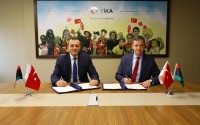 """""""تيكا"""" التركية تُسلم وزارة الصحة الليبية مستشفى الصداقة بين البلدين"""