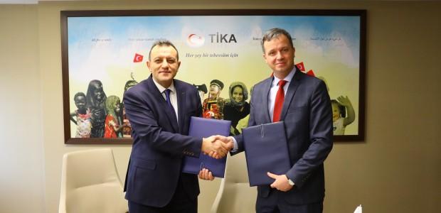 """""""تيكا"""" التركية تُسلم وزارة الصحة الليبية مستشفى الصداقة بين البلدين - 2"""