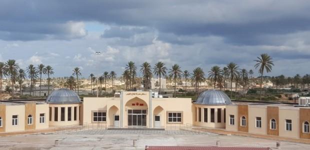 """""""تيكا"""" التركية تُسلم وزارة الصحة الليبية مستشفى الصداقة بين البلدين - 5"""