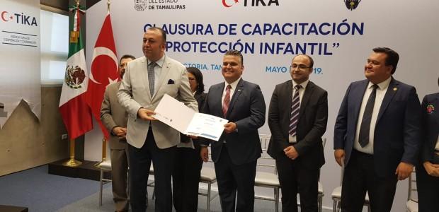 TİKA, Meksika'da 2016'dan Bu Yana 50 Proje Hayata Geçirdi - 6