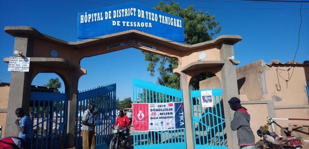 بدعم تيكا التركية اطباء الاتراك تعالج المرضى في النيجر - 3