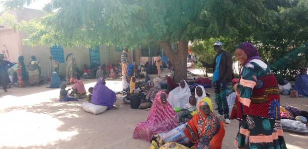 بدعم تيكا التركية اطباء الاتراك تعالج المرضى في النيجر - 4