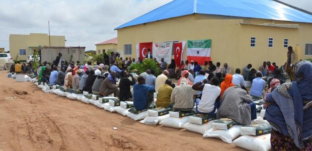 تيكا التركية تدعم المزارعين في صوماليلاند  - 1