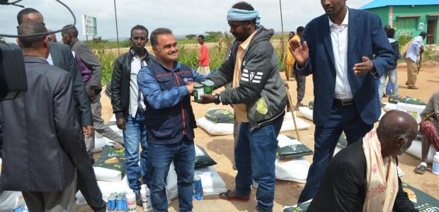 تيكا التركية تدعم المزارعين في صوماليلاند  - 3