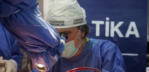 Türk Doktorlardan Afganistan'da 100 Hastaya Kulak Burun Boğaz Ameliyatı - 7