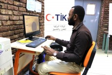 More Than 5,000 People in Sudan Entered a Profession Thanks to TİKA