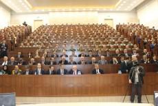 TİKA'dan Tacikistan Üniversitesine Konferans Salonu