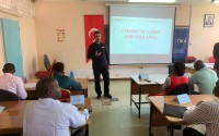 تنظيم دورة تدريبية للشرطة الكينية بدعم من تيكا التركية