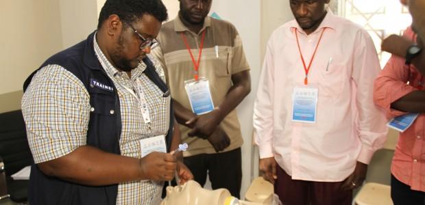تيكا التركية تنظم ورشة تدريبية للكادر الطبي في النيجر - 1