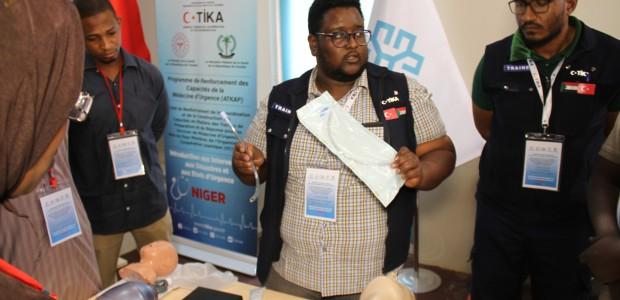 تيكا التركية تنظم ورشة تدريبية للكادر الطبي في النيجر - 2