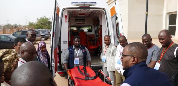 تيكا التركية تنظم ورشة تدريبية للكادر الطبي في النيجر - 3