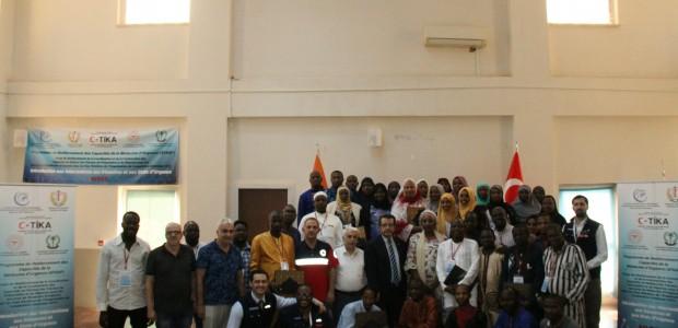 تيكا التركية تنظم ورشة تدريبية للكادر الطبي في النيجر - 6
