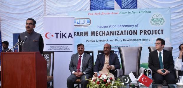 TİKA'dan Pakistan'da Kırsal Kalkınmaya Destek  - 2
