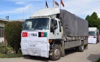 """""""تيكا"""" التركية تقدم مساعدات لـ500 أسرة أفغانية متضررة من السيول"""