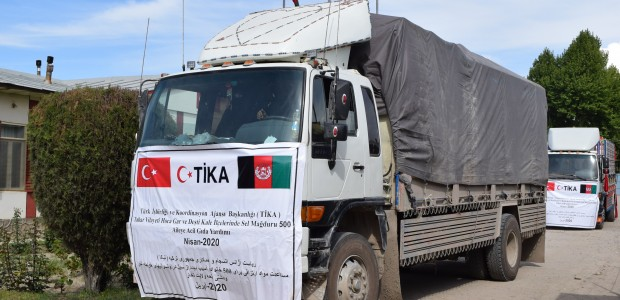 TİKA Supports 500 Flood Affected Families in Afghanistan - 1