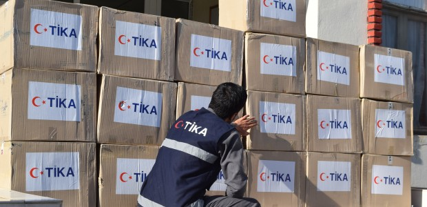 TİKA Supports 500 Flood Affected Families in Afghanistan - 3