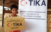"""""""تيكا"""" التركية تقدّم مساعدات لمسلمي أراكان في بنغلاديش"""